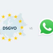 Auswirkungen der DSGVO auf WhatsApp Nachrichten