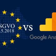 So nutzen Sie bei ihrer Website Google Analytics DSGVO konform