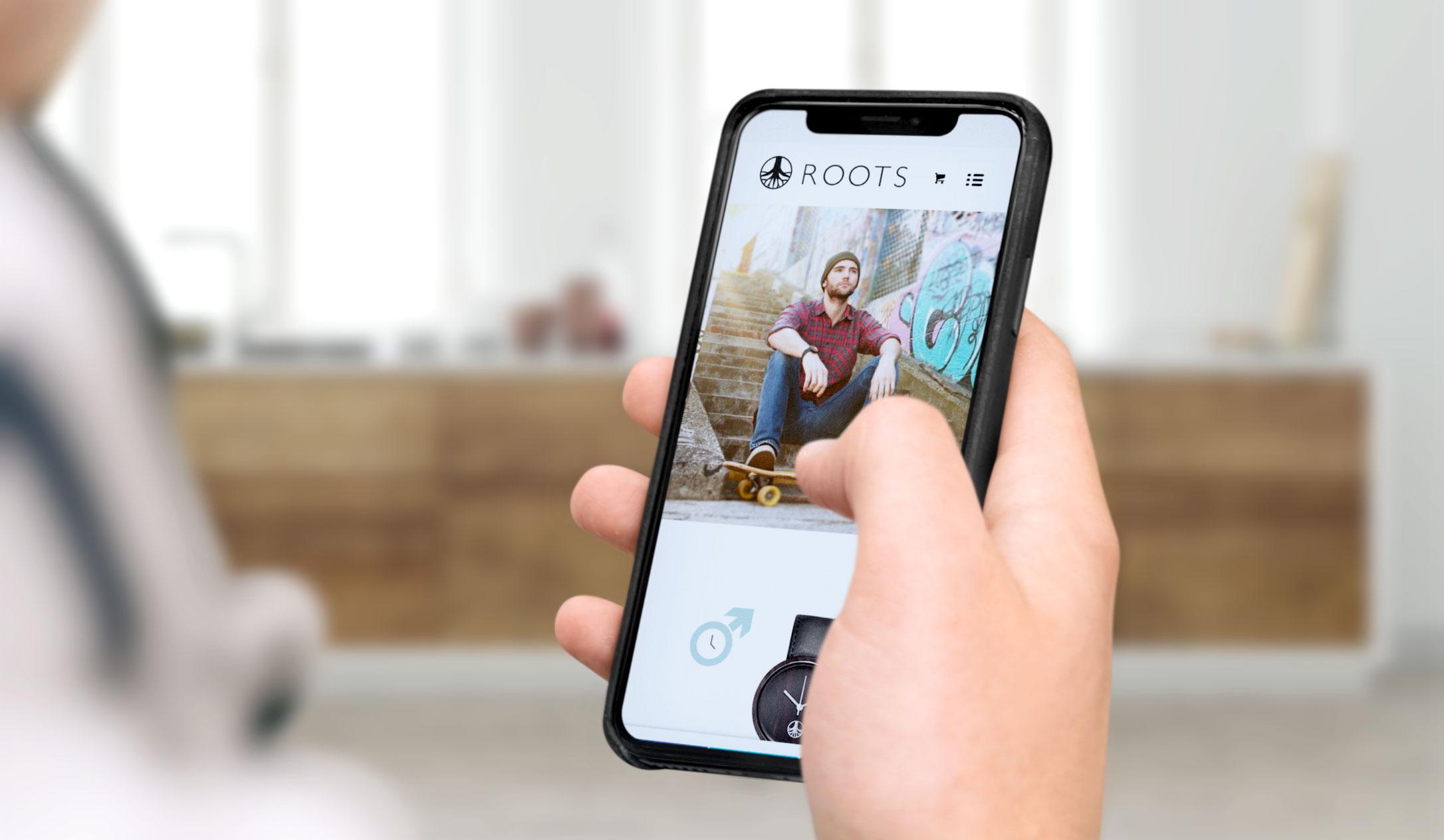 Cloudcompany Projekt Roots