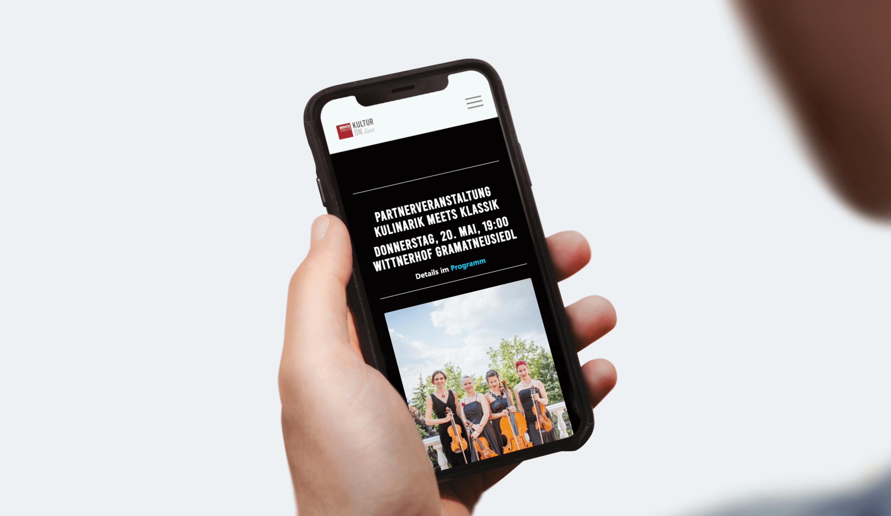 KulturOnline-Website